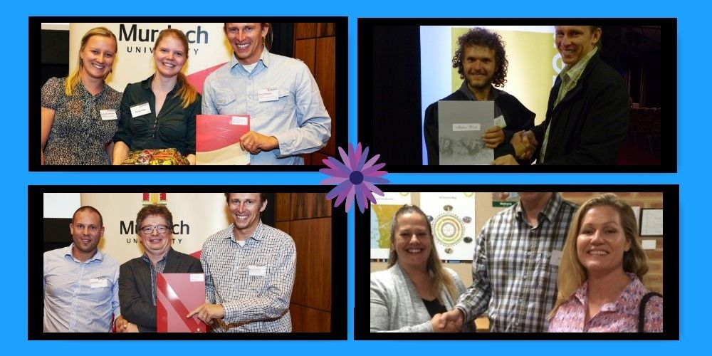 Be Awarded, Be Connected – Student Prize Winners.