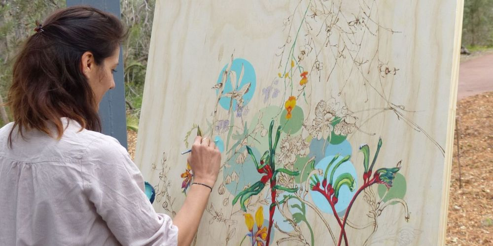 Filled with hope and possibilities: The Art of Vanessa Liebenberg