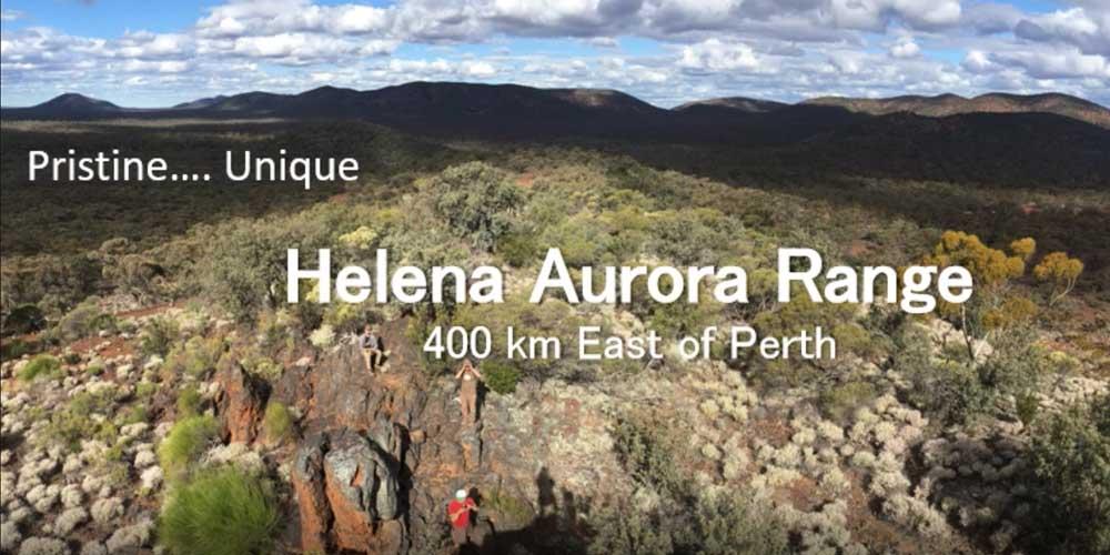 Our beautiful Helena and Aurora Range