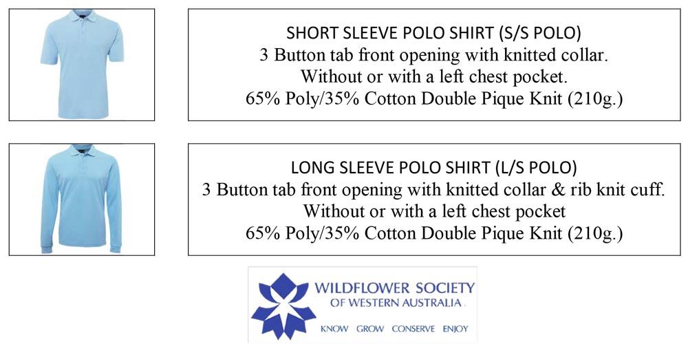 Order your WSWA polo shirt